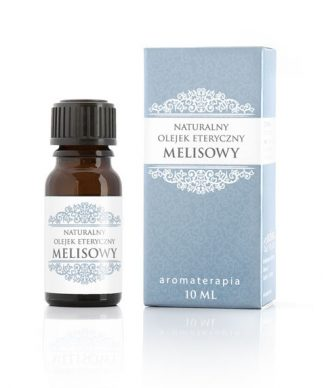 Naturalny olejek melisowy – Optima Plus, 10 ml – Optima Plus, 10 ml