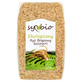 Ryż brązowy basmati ekologiczny –Symbio, 500g