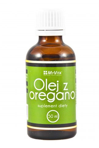 Olej z oregano – MyVita, 20 ml, 50 ml