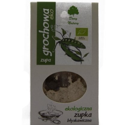 Zupka błyskawiczna naturalna- grochowa –DaryNatury, 30g