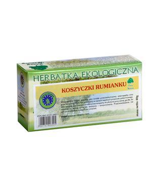 Rumianek- herbatka ekspresowa eko –DaryNatury, 40g
