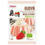 Budyń truskawkowy bezglutenowy bio –Amylon, 40g