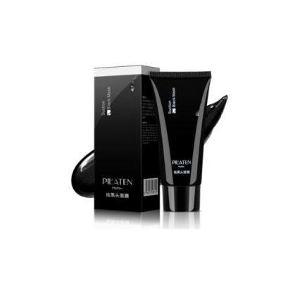 Czarna maska do twarzy- oczyszczająca –PILATEN, 60g