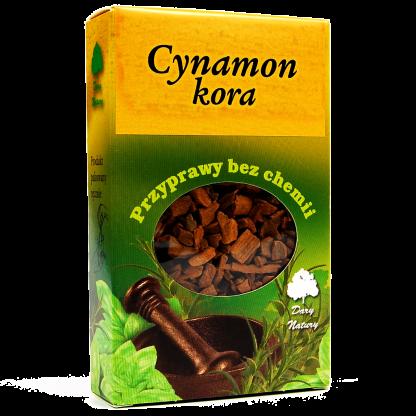 Cynamon kora –DaryNatury, 60g