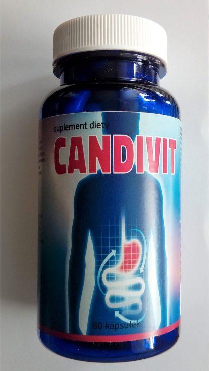 Candivit- stop pasożytom –Planta-Lek, 60kapsułek