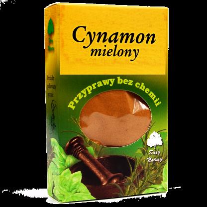 Cynamon mielony –DaryNatury, 60g