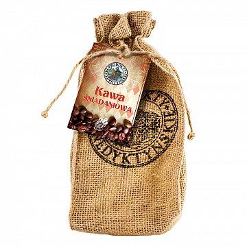 Kawa śniadaniowa- całe ziarna –ProduktyBenedyktyńskie, 200g