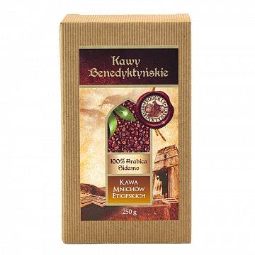 Kawa mnichów etiopskich –ProduktyBenedyktyńskie, 250g
