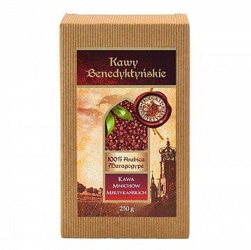 Kawa mnichów meksykańskich –ProduktyBenedyktyńskie, 250g