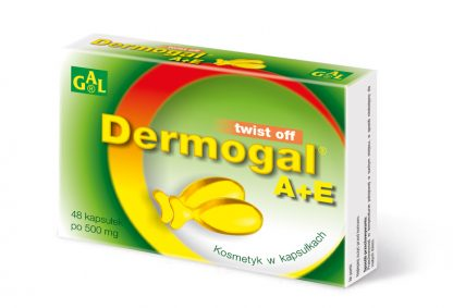 Dermogal A+E, 48kapsułek