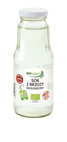 Sok z brzozy naturalny BIO –Polbioeco, 300ml