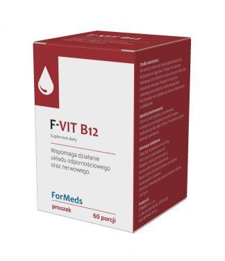 F-VIT B12 –ForMeds, 60porcji