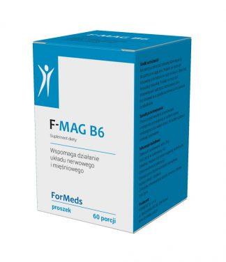 F-MAG B6- układ nerwowy –ForMeds, 60porcji –ForMeds, 60porcji