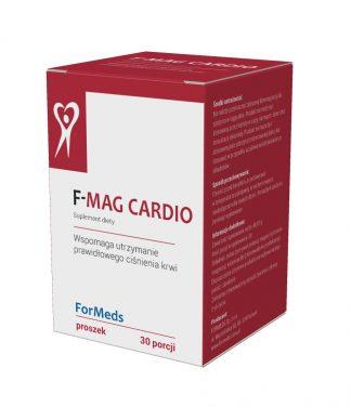 F-MAG CARDIO –ForMeds, 30porcji –ForMeds, 30porcji