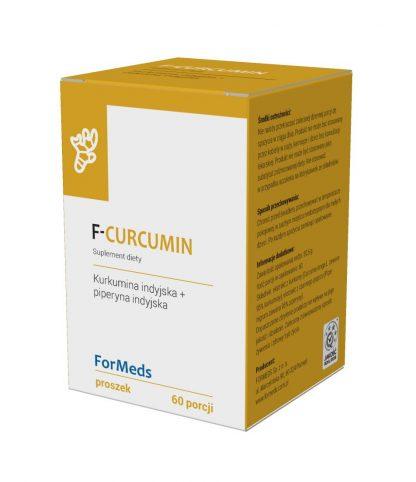 F-CURCUMIN –ForMeds, 60porcji