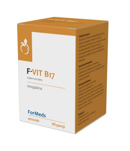 F-VIT B17- amigdalina –ForMeds, 90porcji