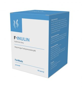 F-INULIN- błonnik pokarmowy –ForMeds, 60porcji –ForMeds, 60porcji
