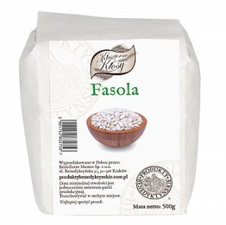 Fasola –ProduktyBenedyktyńskie, 500g –ProduktyBenedyktyńskie, 500g