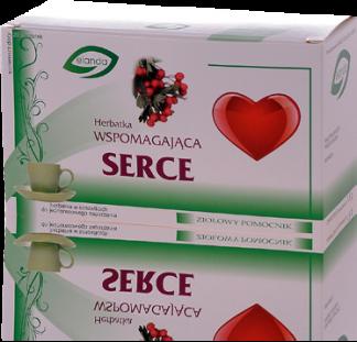 Herbatka wspomagająca serce –Elanda, 20saszetekpo1,5g –Elanda, 20saszetekpo1,5g