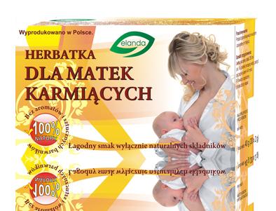 Herbatka dla matek karmiących –Elanda, 20saszetekpo2g