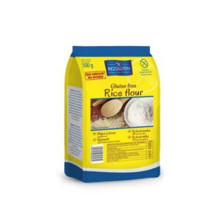 Mąka ryżowa bezglutenowa –Bezgluten, 500g