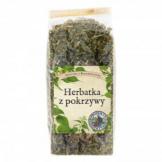 Herbatka z pokrzywy –ProduktyBenedyktyńskie, 50g –ProduktyBenedyktyńskie, 50g
