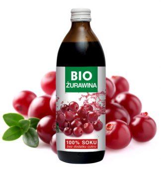 Sok z żurawiny –Bioavena, 500ml