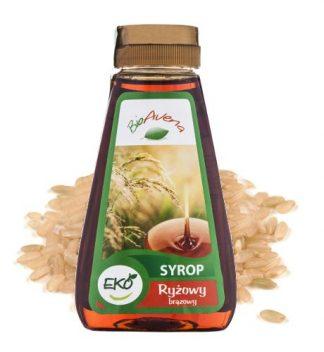 Syrop ryżowy brązowy –Bioavena, 345g –Bioavena, 345g