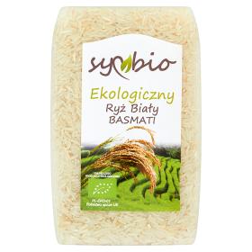 Ryż biały basmati ekologiczny –Symbio, 500g –Symbio, 500g