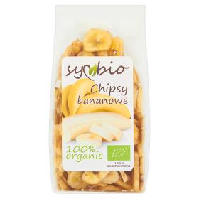 Chipsy bananowe eko –Symbio, 150g –Symbio, 150g