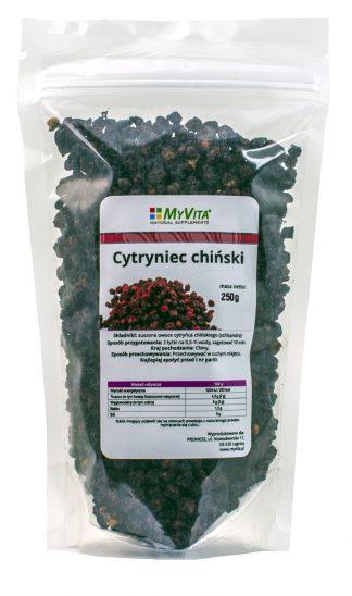 Cytryniec chiński –MyVita, 100g,250g –MyVita, 100g,250g