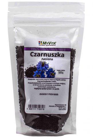 Czarnuszka –MyVita, 150g,500g –MyVita, 150g,500g