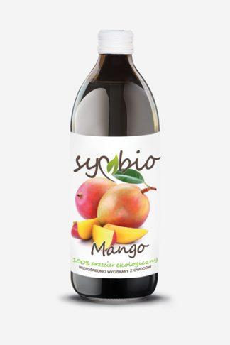 Przecier z mango ekologiczny –Symbio, 500ml