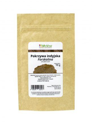 Pokrzywa indyjska – ekstrakt –MyVita, 10g –MyVita, 10g