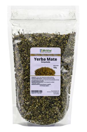 Yerba mate despalda- naturalnie pobudza –MyVita, 100g