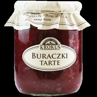 Buraczki tarte –Krokus, 500g