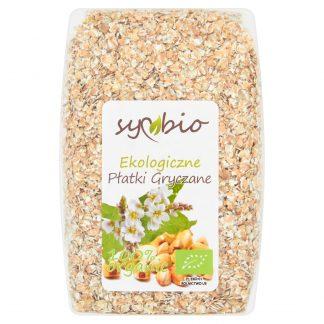 Ekologiczne płatki gryczane –Symbio, 250g –Symbio, 250g