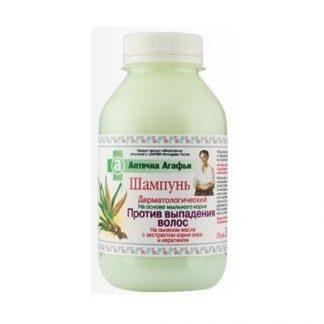 Dermatologiczny szampon przeciw wypadaniu włosów –PervoeReshenie, 300ml