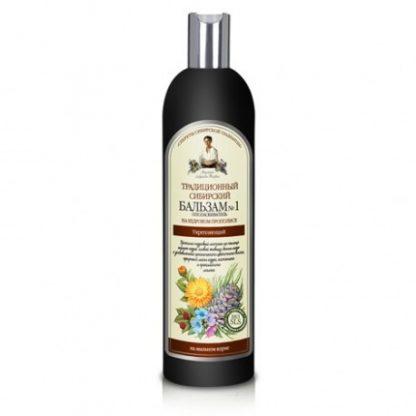 Balsam do włosów na cedrowym propolisie- wzmacniający –Agafii, 550ml
