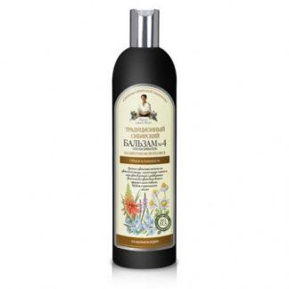 Balsam do włosów na kwiatowym propolisie- dodający objętości –Agafii, 550ml