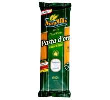 Makaron kukurydziany bezglutenowy -spaghetti –SamMills, 500g