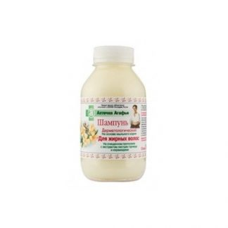 Dermatologiczny szampon do włosów tłustych –PervoeReshenie, 300ml