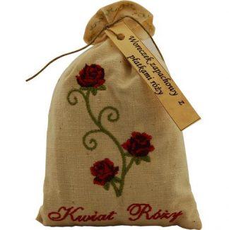 Woreczek zapachowy- kwiat róży –DaryNatury