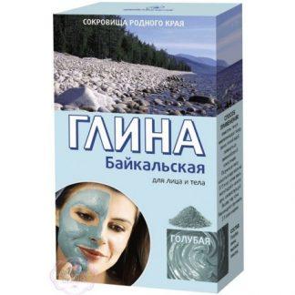 Błękitna glinka bajkalska- odmładzająca –FITOKOSMETIK, 100g
