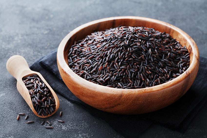 Ryż czarny jako najzdrowszy ze wszystkich odmian ryżu