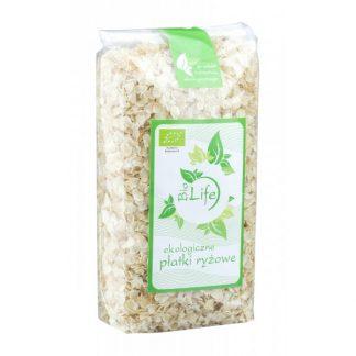 Płatki ryżowe Bio –BioLife, 300g –BioLife, 300g