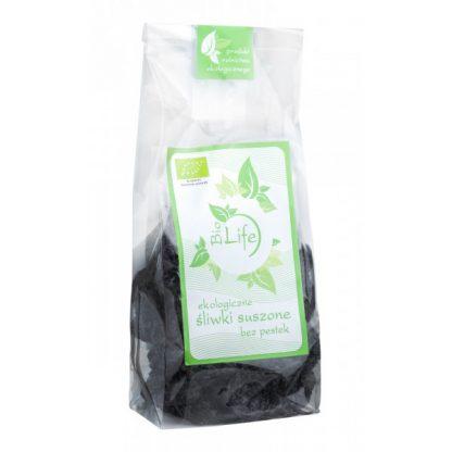 Śliwki suszone bez pestki BIO –BioLife, 150g