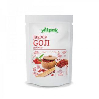 Jagody Goji –Witpak, 150g –Witpak, 150g