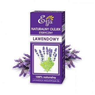 Olejek lawendowy eteryczny –Etja, 10ml