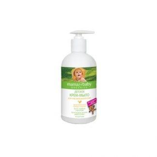 Kremowe mydło w płynie dla dzieci –MAMA&BABY, 500ml